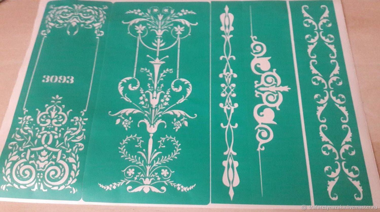 Copy of Copy of Copy of stensils, Stencils, Orel,  Фото №1