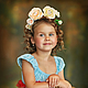 Алиса в стране чудес. Карнавальный костюм нарядное платье. Платья. Юлия Кихтенко. Детские платья. Ярмарка Мастеров.  Фото №4
