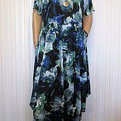 Одежда handmade. Livemaster - original item Dress boho. Handmade.