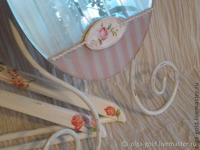 Зеркало в стиле Шебби шик, Зеркала, Москва,  Фото №1