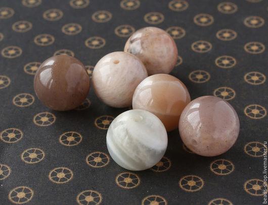 Для украшений ручной работы. Ярмарка Мастеров - ручная работа. Купить Cолнечный камень, бусины 12 мм. Handmade.
