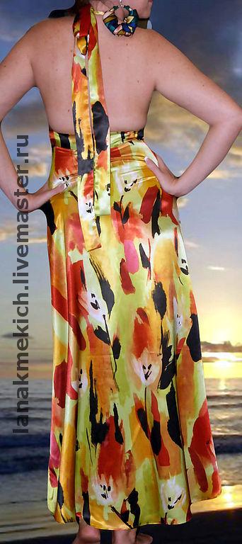 crochet dress Tropicana, Sundresses, Moscow,  Фото №1