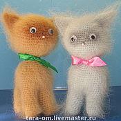 Куклы и игрушки ручной работы. Ярмарка Мастеров - ручная работа Котокотята online. Handmade.