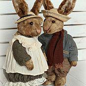 Куклы и игрушки ручной работы. Ярмарка Мастеров - ручная работа Мартин и Грейс, пара. Handmade.