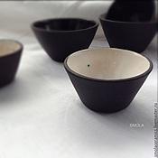 Посуда ручной работы. Ярмарка Мастеров - ручная работа Набор пиал Япония. Handmade.