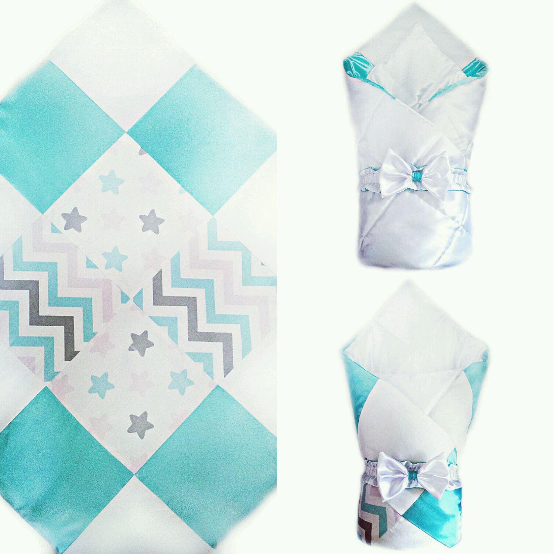 Как сделать из одеяла конверт для выписки 499