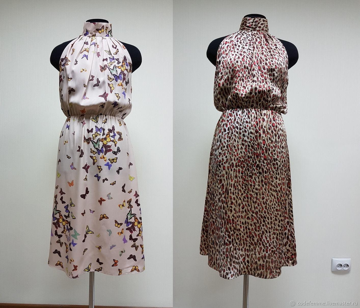 Распродаж Платье со стойкой, Платья, Казань, Фото №1