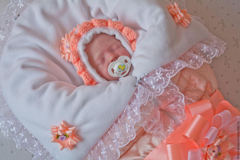 Сшить для новорожденного своими руками фото
