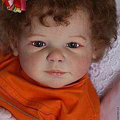 Куклы и игрушки ручной работы. Ярмарка Мастеров - ручная работа Кукла реборн Любава. Handmade.