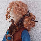 Куклы и игрушки handmade. Livemaster - original item In the style of Boho. Ashley. Handmade.