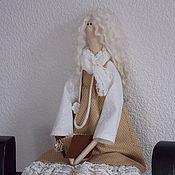 Куклы и игрушки ручной работы. Ярмарка Мастеров - ручная работа В стиле Бохо. Эмили. Handmade.
