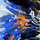 """Животные ручной работы. Картина сова """"Хранитель Тайного Знания"""" картина маслом с совой. ЯРКИЕ КАРТИНЫ Наталии Ширяевой. Ярмарка Мастеров."""