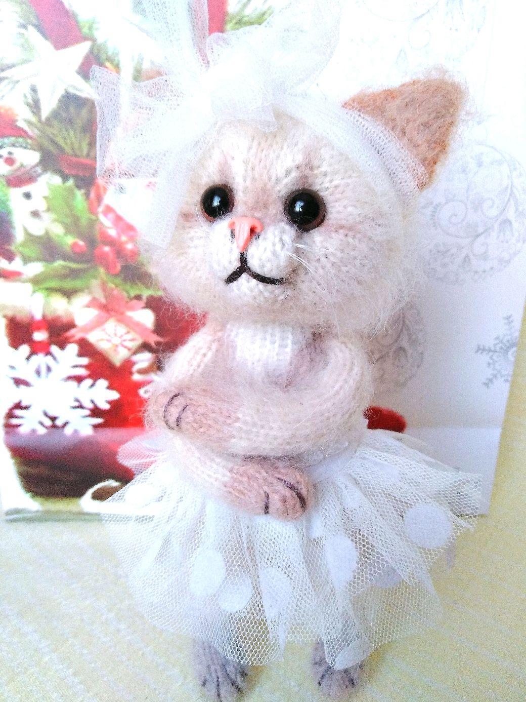 Кошечки, такие кошечки, Мягкие игрушки, Златоуст,  Фото №1