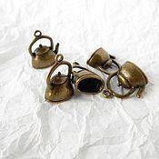 """Подвески ручной работы. Ярмарка Мастеров - ручная работа Подвеска """"Чайник"""". Handmade."""