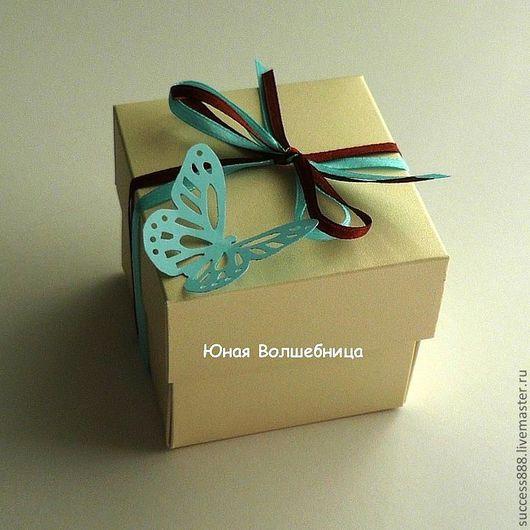 Оригинальная бонбоньерка, бонбоньерки на свадьбу, украшение стола, оригинальная упаковка, подарочная упаковка