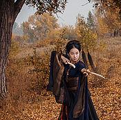 Фен-шуй и эзотерика ручной работы. Ярмарка Мастеров - ручная работа Ритуальный Нож болин. Handmade.