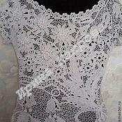 """Одежда ручной работы. Ярмарка Мастеров - ручная работа блуза """"Свадебный букет"""". Handmade."""