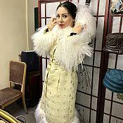 Одежда ручной работы. Ярмарка Мастеров - ручная работа Пальто Снежная Королева. Handmade.