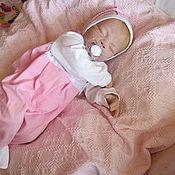 Куклы и игрушки ручной работы. Ярмарка Мастеров - ручная работа Кукла реборн Ника. Handmade.