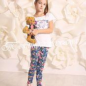 Одежда ручной работы. Ярмарка Мастеров - ручная работа Детский костюм: футболка + брюки. Handmade.