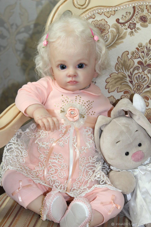 bf3411e0121 Baby Dolls   Reborn Toys handmade. Livemaster - handmade. Buy Reborn tutti  doll.