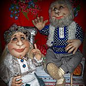 Куклы и игрушки ручной работы. Ярмарка Мастеров - ручная работа Хранители домашнего очага. Handmade.