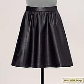 Одежда handmade. Livemaster - original item Mini skirt