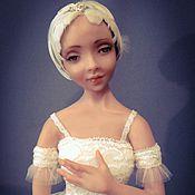 """Куклы и игрушки ручной работы. Ярмарка Мастеров - ручная работа """"Одетта"""". Handmade."""