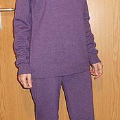 """Одежда ручной работы. Ярмарка Мастеров - ручная работа Костюм """"Фиолетовые звезды"""". Handmade."""