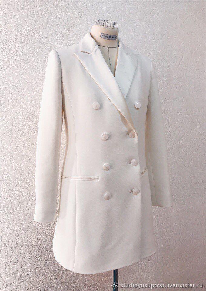 c84b719310c2 Верхняя одежда ручной работы. Ярмарка Мастеров - ручная работа. Купить  Платье смокинг.