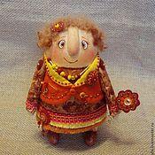 Куклы и игрушки ручной работы. Ярмарка Мастеров - ручная работа Осенняя фея. Handmade.