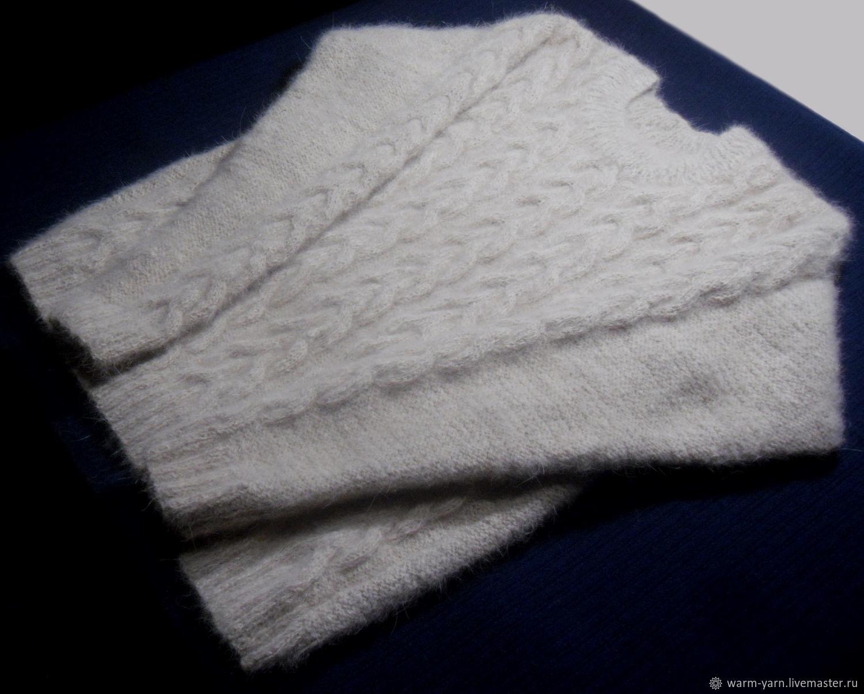 Women's knitted sweater Baked milk, Sweaters, Klin,  Фото №1