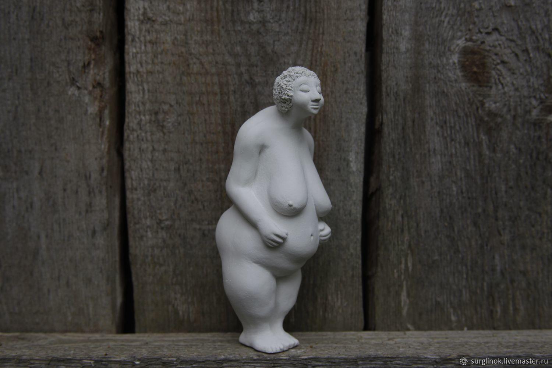 Goddess, Figurines, Pskov,  Фото №1