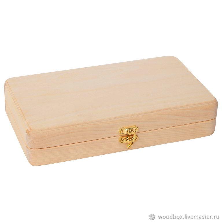23135 casket 23 13 5 clutch blank for bags, decoupage under painting, Blanks for decoupage and painting, Moscow,  Фото №1