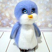 Куклы и игрушки handmade. Livemaster - original item Penguin toy. Handmade.