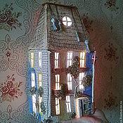 Бра ручной работы. Ярмарка Мастеров - ручная работа Бра-мой дом.. Handmade.