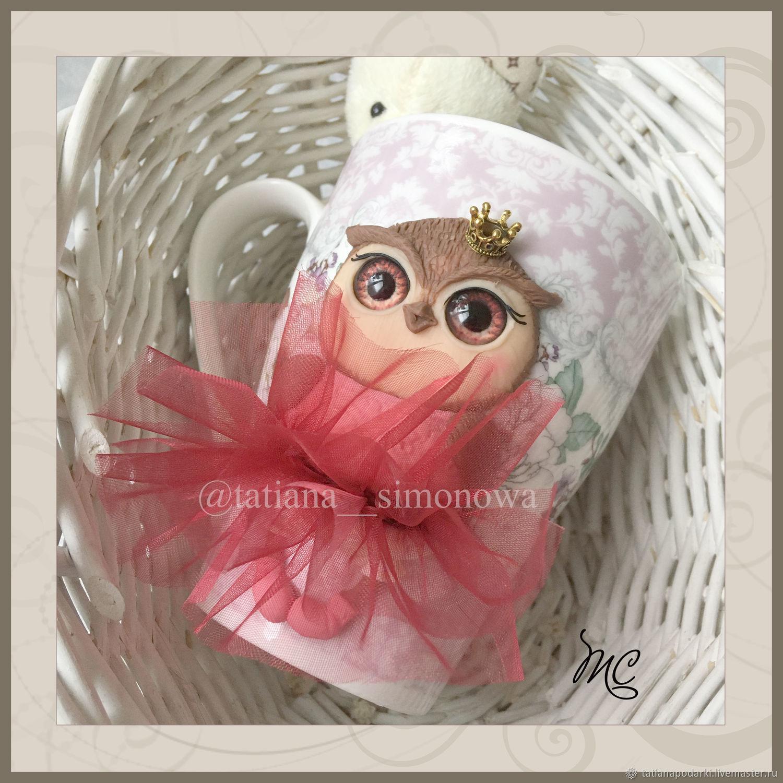 "Кружка ""Принцесса"", Кружки и чашки, Воскресенск,  Фото №1"