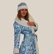 Одежда ручной работы. Ярмарка Мастеров - ручная работа Костюм Снегурочки. Handmade.
