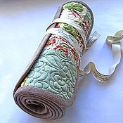 Для дома и интерьера ручной работы. Ярмарка Мастеров - ручная работа Ланч маты. Handmade.