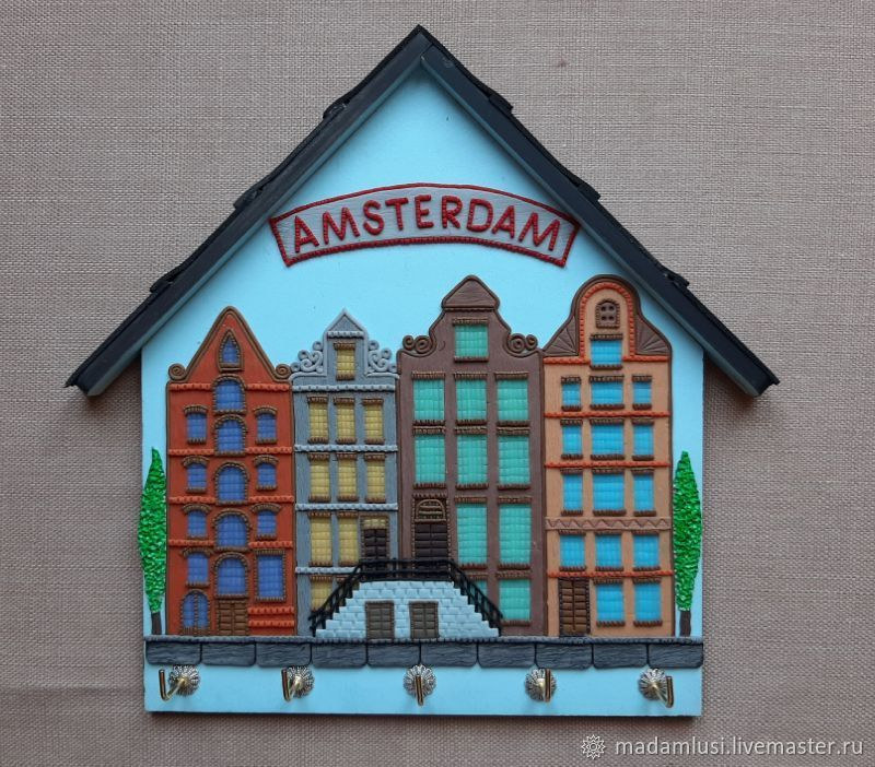The Housekeeper Amsterdam 10. The housekeeper wall, Housekeeper, Shuya,  Фото №1