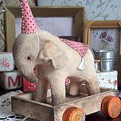 Куклы и игрушки ручной работы. Ярмарка Мастеров - ручная работа старый артист.... Handmade.