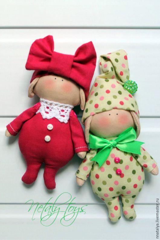Коллекционные куклы ручной работы. Ярмарка Мастеров - ручная работа. Купить Карапузики гномики. Handmade. Комбинированный, гном