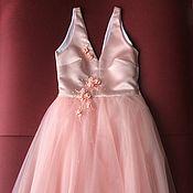 Одежда ручной работы. Ярмарка Мастеров - ручная работа Бальное платье Leona. Handmade.