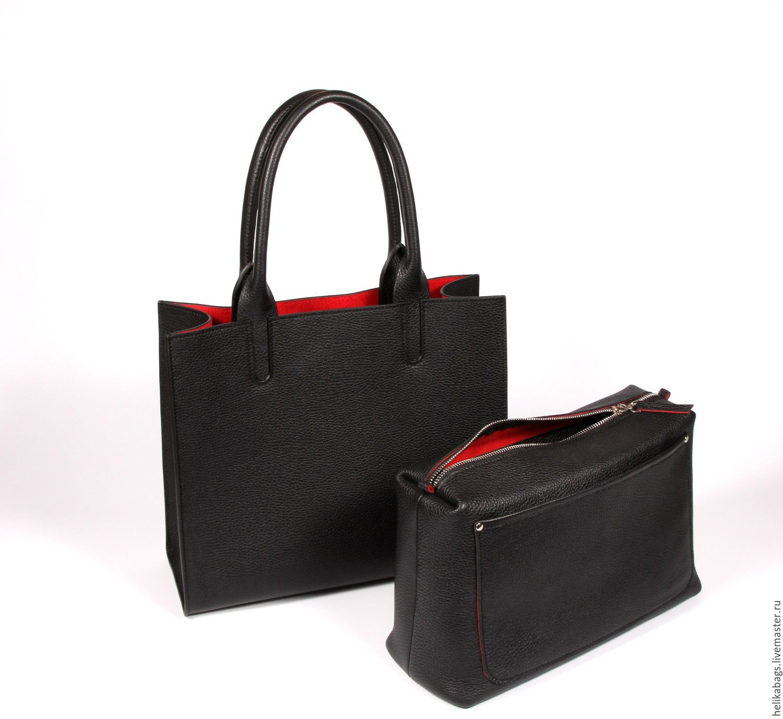 978bd40c67e4 Купить Женская сумка - Шопер · Женские сумки ручной работы. Женская сумка - Шопер  2 в 1 с внутренним органайзером.