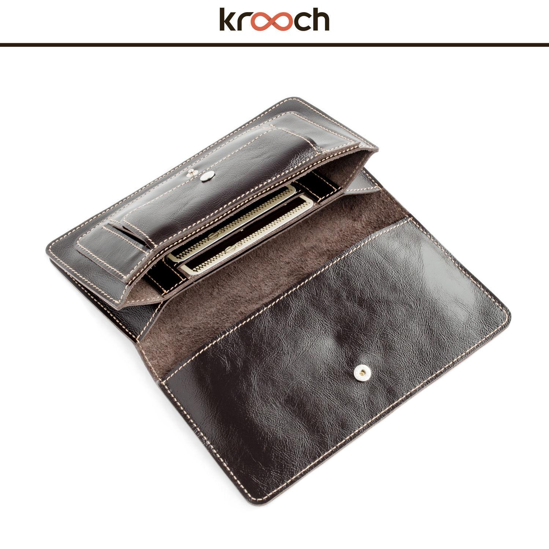 Leather wallet KLATCHER, Wallets, Tolyatti,  Фото №1