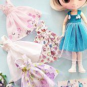 Куклы и игрушки handmade. Livemaster - original item Sundress for Middie Blythe Middie Blythe 20cm, 5 options.. Handmade.