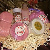Косметика ручной работы handmade. Livemaster - original item Bath gift sets for any occasion. Handmade.
