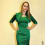 Одежда handmade. Livemaster - original item Emerald evening set. Handmade.