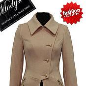 Одежда ручной работы. Ярмарка Мастеров - ручная работа Пальто дизайнерское. Handmade.