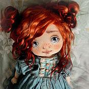 Куклы и игрушки ручной работы. Ярмарка Мастеров - ручная работа Аринка. Handmade.